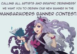 MangaRaiders Banner Contest